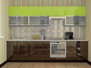 "Кухня ""HIGH GLOSS"" Феррарі"