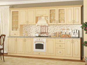 Кухня «Гранд» від меблевої фабрики «Мебель-Сервіс»