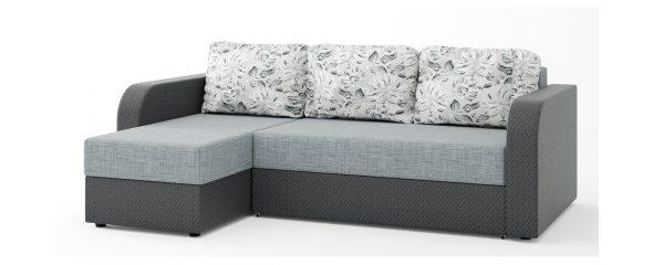 """Кутовий диван """"єврокнижка"""" викотний Балтика"""