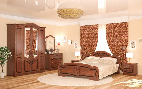 Спальня БАРОКО