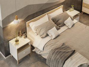 Спальня Еріка від фабрики виробника світ меблів