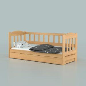 """Ліжко """"Лео"""" з підйомним мехазімом"""