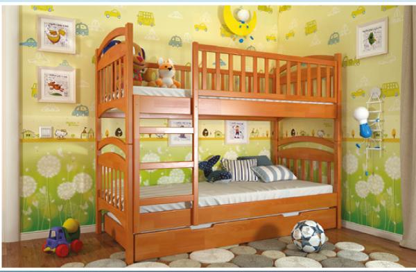 Дитяче ліжко Смайл / Smile