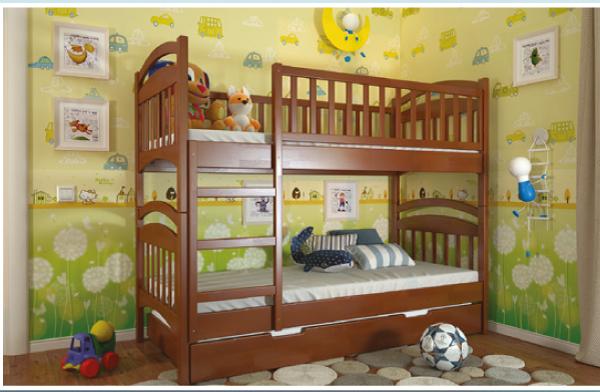 Дитяче ліжко Смайл