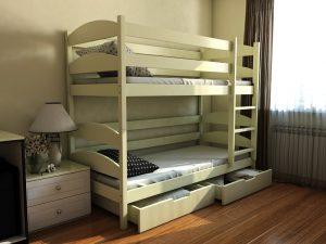 Дитяче Двоярусне Ліжко ЛАККІ