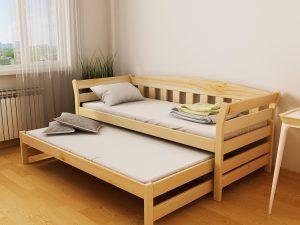 Дитяче ліжко Тедді Дуо