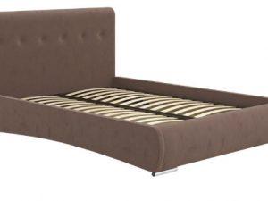 Ліжко двоспальне у м'якій оббивці Олівія