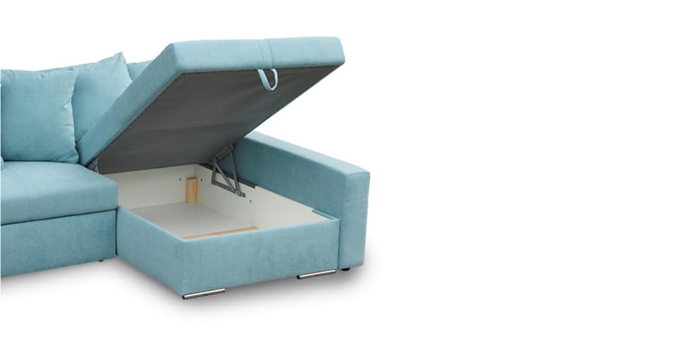 Кутовий диван Тіфані