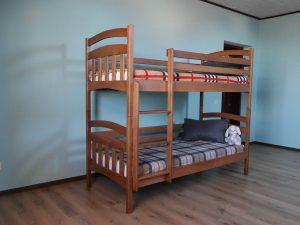 Двох'ярусне ліжко Бембі