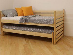 """Односпальне ліжко з дод. висувним сп.місцем """"Сімба"""""""