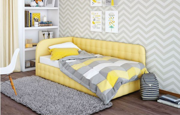 Дитяче ліжко Флора
