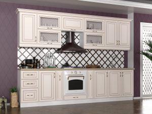 Кухня Імперія / фарбовані фасади