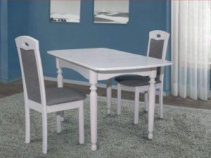 комплект з двох стільців Турин та столу Кельн.
