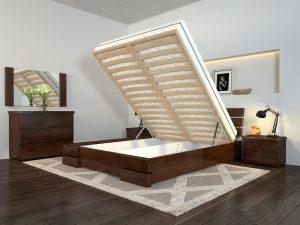 Двоспальне ліжко Далі Люкс