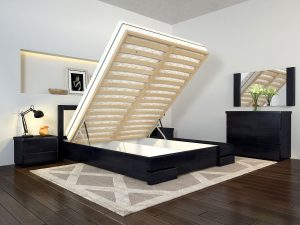 Двоспальне ліжко Регіна Люкс