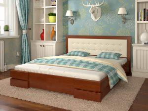 Двоспальне ліжко Регіна