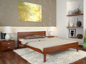 Двоспальне ліжко Роял
