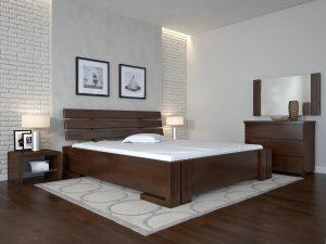 Двоспальне ліжко Доміно