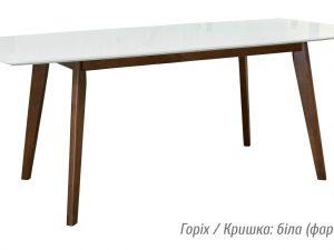 Cтіл розсувний Сіті + стілець Франко