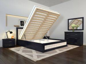 Двоспальне ліжко Рената Д