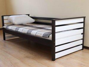 """Односпальне ліжко """"Телесик"""" з висувними шуфлядами"""