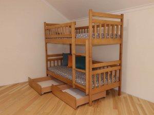 """Двоярусне ліжко """"Том і Джері"""""""