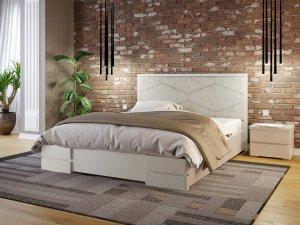 Двоспальне ліжко Сельвія / Selvia