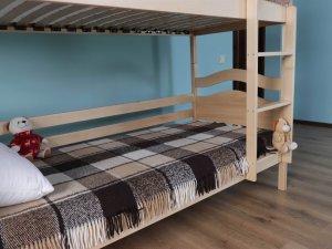 """Двоярусне ліжко """"Вінні Пух"""""""
