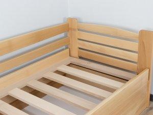 """Односпальне ліжко з підйомним механізмом """"Карлсон"""""""